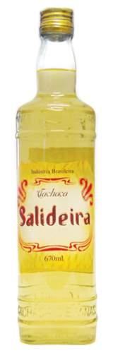 Cachaça Salideira 670 ml