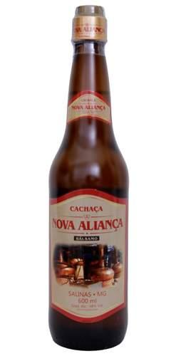 Cachaça Nova Aliança Balsamo 600 ml