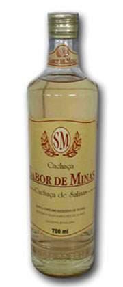 Cachaça Sabor de Minas 670 ML