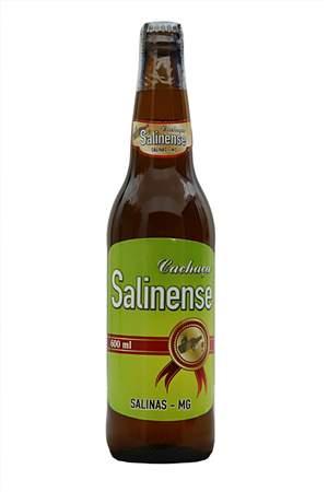Cachaça Salinense 600 ML