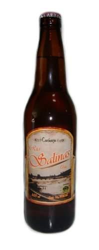 Cachaça Rio Salinas Ouro 600 ml