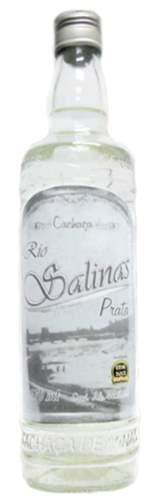 Cachaça Rio Salinas Prata 670