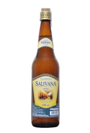 Cachaça Salivana 600 ML GP