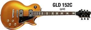 GUITARRA GOLDEN  GLD 152C