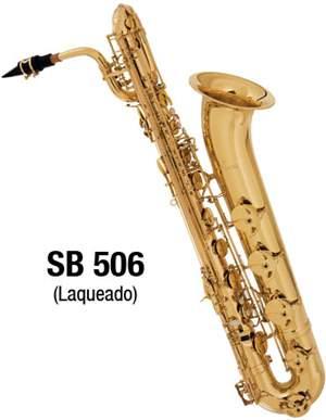 Saxofone Barítono Eagle