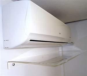 Defletor Ar Condicionado Teto Cassete K7 para 4 saídas 50 cm