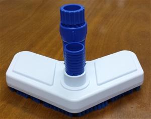 Aspirador Piscina Escova Veico/ Fluidra - Plástico Com Escova