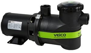 Bomba Piscina 1/3CV Veico Motor WEG 110/220V