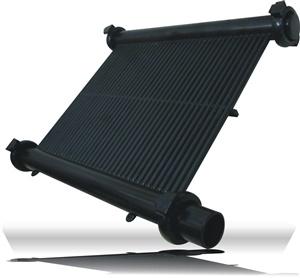 Kit 06 Coletores solar Veico 4m + Válvula + Porta Sensor