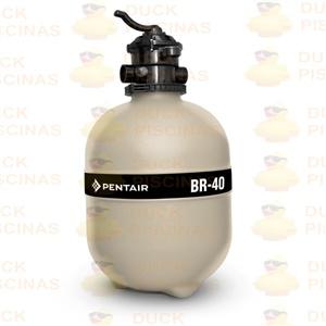 Filtro Piscina Pentair BR40 para 52.000l
