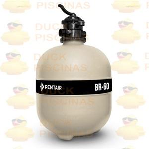 Filtro Piscina Pentair BR60 para 100.000l