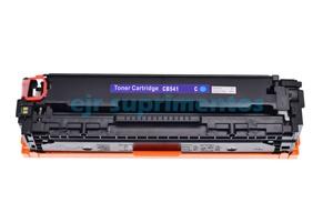Toner para HP CP1510 CP1515 CP1518 CP1215 CM1312 cb541 azul compatível