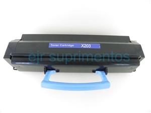 Toner para Lexmark X203 X204 X204N X203N X203A11G