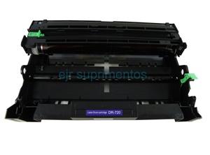 Cartucho de Cilindro Brother DR720 compatível, DCP8110 HL5450 MFC8510 DCP8150 HL5470 MFC8710