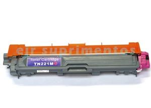Toner para Brother HL-3140 HL-3170 MFC-9130 MFC-9330 MFC-9020 tn 221 magenta