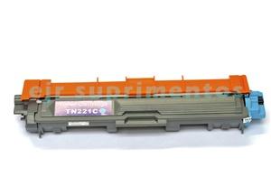 Toner para Brother HL-3140 HL-3170 MFC-9130 MFC-9330 MFC-9020 tn 221 azul