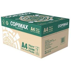 CAIXA DE PAPEL A4 COPIMAX