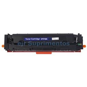 Toner para hp M154 M180 M181 154A 154NW 180N 180NW 181FW, cf 510 preto, 204A compatível