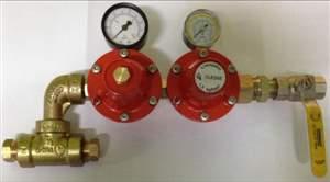 kit Comap com limitador de pressão Primeiro Estagio