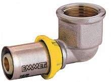 Cotovelo Femea P/Gas 3/4x20mm Prensar