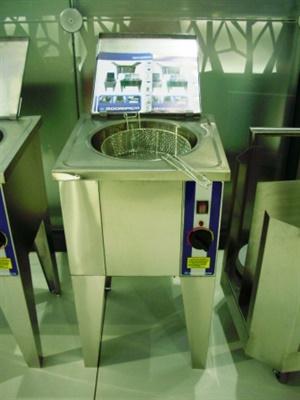 Fritadeira elétrica comercial rodriaço  16 litros água e óleo