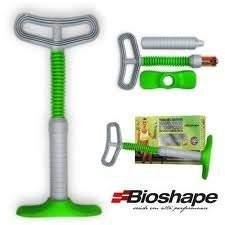 Aparelho de Exercícios Abdominais T-Core Feminino - Bioshape