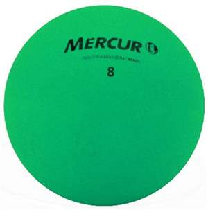 Bola de Borracha nº 8 Mercur - Inflável