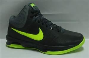 Tênis Nike Air Visi Pro 6 - Cinza/Verde Limão