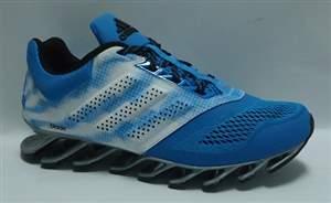 Tenis Adidas Springblade Drive 2 - Azul/Branco