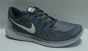 Tenis Nike Free 5.0 - Grafite/Cinza