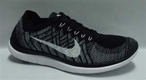 Tenis Nike Free 4.0 Flyknit - Preto/Branco