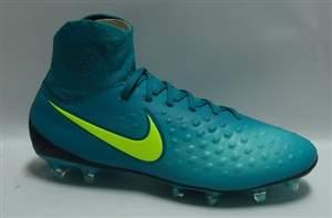 Chuteira Nike Magista Orden 2 FG DF - Verde