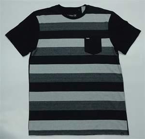 Camiseta Hurley Especial Trinum - Preto/Cinza