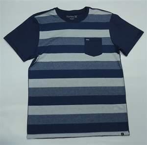 Camiseta Hurley Especial Trinum - Marinho/Cinza