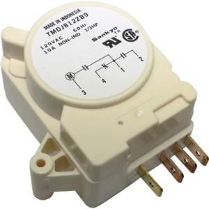 TIMER / MINUTERIA DE DEGELO REFRIGERADOR ELECTROLUX DF34/35/36/37/40 110V ORIGINAL - 64484483E