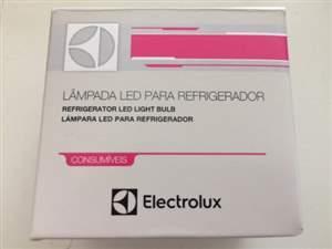 LÂMPADA LED REFRIGERADOR ELECTROLUX DF51/52/52X ORIGINAL - 64502723