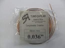 Capilar 0,36 3mts