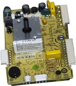 Placa Potência Lavadora Electrolux Lt15f 127v Original