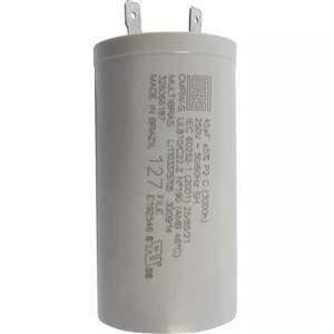 Capacitor 45uf 250vac Universal Para Lavadoras 127v (unid)