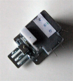 Atuador de freio Lavavadora Brasttemp Clean 110 v