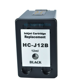 Cartucho HP 122 preto XL compatível