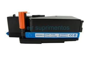 Toner para Phaser 6000 6010 6015 Ciano compatível