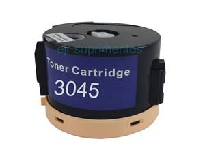 Toner para impressora 3045, 3040, 3010, preto Compatível