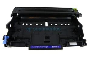 Cartucho de Cilindro Brother DR360 compatível, DR 360 para TN360 TN 360
