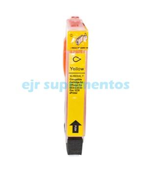 Cartucho HP 935XL compatível C2P26AL amarelo