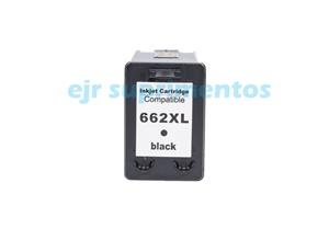 HP 662XL preto compatível
