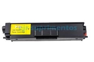 Toner para brother HL-L8250, HL-L8450 tn329 amarelo compatível