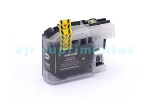 Cartucho LC103 preto para impressora J4310, J4410, J4510, J4610, J4710 brother compatível