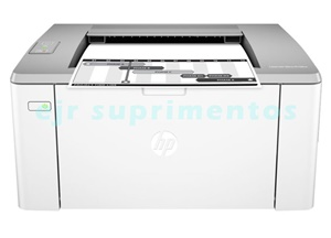 Impressora hp M106W Wireless LaserJet Ultra
