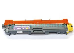 Toner para Brother HL-3140 HL-3170 MFC-9130 MFC-9330 MFC-9020 tn 221 amarelo